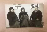Olga Rosanowa, Xenia Boguslawskaja et Kasimir Malevitch, Archives nationales russes d'art et de littérature, Moscou
