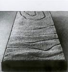 Dennisz Oppenheim, maquette, 1968.
