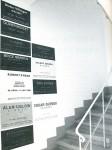 Cologne 1982-1988 Raum für Malerei escalier