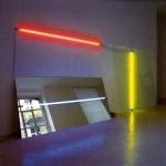 Keith Sonnier, BA O BA (mirror piece), 1969