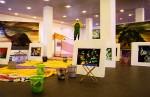 Vue de l'exposition (photo Bernard Joisten)
