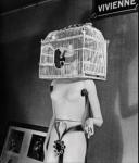 Mannequin d'André Masson (photo Denise Bellon)