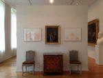 Œuvres d'Olivier Mosset placées dans la collection